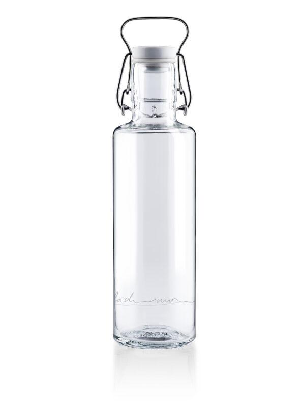 Soulbottles 0,6 L Einfach nur Wasser