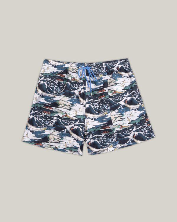 Brava Herren Swim Shorts Tide